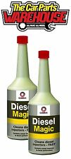 2 x Comma Diesel Injector Magic 400ml Treatment Reduces Emmisions & Consumption