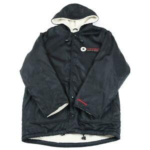 bd4e27f64069 Image is loading Vintage-CONVERSE-Fleece-Lined-Coat-Men-s-M-Jacket-