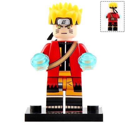 Uzumaki Naruto Lego Moc Minifigure Toys Gift Kids