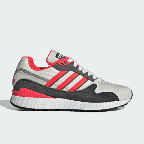 Adidas BD7935 Ultra Tech Running shoes shoes shoes white red grey sneakers bc4cc8