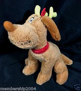 image is loading kohl 039 s cares dr seuss reindeer dog