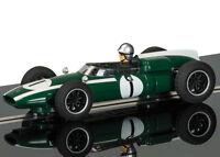 Scalextric Legends Cooper Climax Jack Brabham 1960 British Grand Prix C3658a on sale