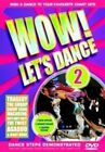 WOW Lets Dance Vol 2 2006 Edition UK DVD