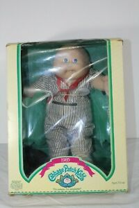 1985-Coleco-Cabbage-Patch-Kids-Baseball-Boy-Doll-Malcolm-Graham-in-Original-Box