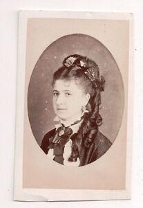 Vintage-CDV-Victoria-Daughter-of-Comte-de-Ponce-DeLeon-Jerez-Photo