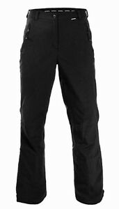 RIPA-Black-Regular-Leg-SKI-Snowboarding-Pants-Salopettes-Sizes-M-L-XL-ICEPEAK