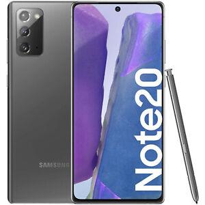 Samsung-Galaxy-Note-20-4G-SM-N980F-256GB-Smartphone-Neu-vom-Haendler-OVP
