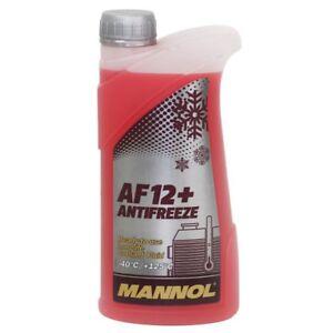 Un-litro-MANNOL-LONGLIFE-ANTIFREEZE-af12-40-C-ANTIGELO-RADIATORE