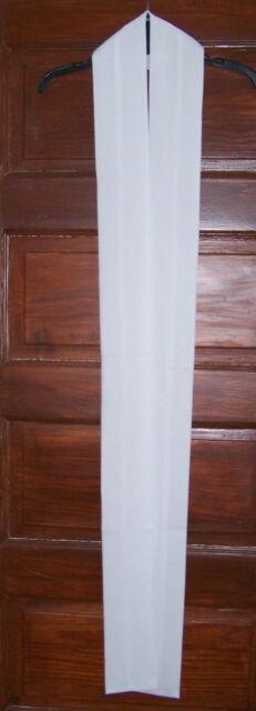 New Plain White Wedding Clergy Stole vestment chasuble interfaith minister robe