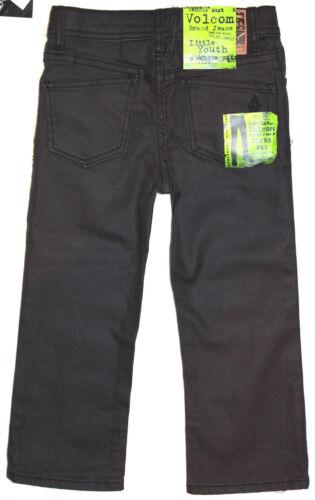 NWT Size 4 RRP $59.99. VOLCOM Boy/'s Stretch Tight Fit Denim Jeans