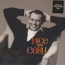 Frank Sinatra - Nice 'N' Easy 180g Vinyl Edition (LP - 1960 - EU - Reissue)