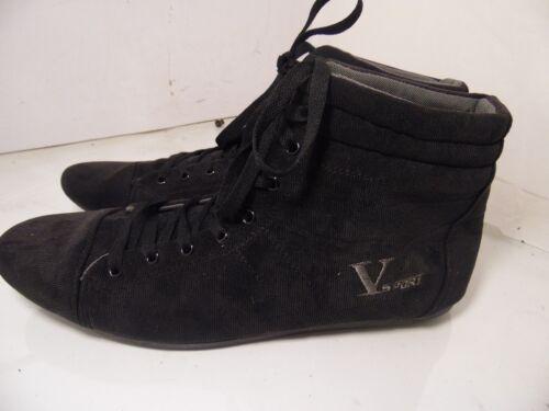 Racing Eu 10 Sport 44 Top Hombres Negro V Corduroy Shoes Talla Hi FOnXqFC