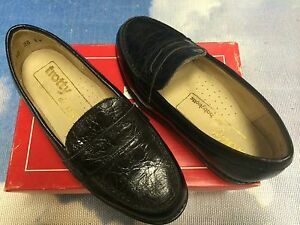 France Trotty Leather Penny Loafer Dress Shoe Size 25 to ...