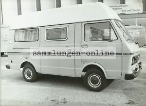 VOLKSWAGEN-VW-LT-28-Wohnmobil-Campingbus-Bus-Foto-Fotografie-Photo