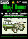 Toyota Hilux/4 Runner 1970-1997 Petrol Engines (EP.TH4P): Automobile Technical/Repair Manual by Max Ellery (Paperback, 2003)