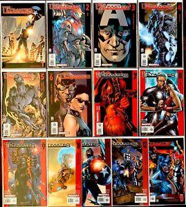 Ultimates #1-13 VF+ (2002, Marvel) Complete Set by Mark Millar. New Nick Fury