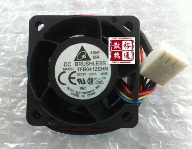 Delta FFB0412VHN Fan 12V 0.24A 40*40*28mm 3pin #M2599 QL