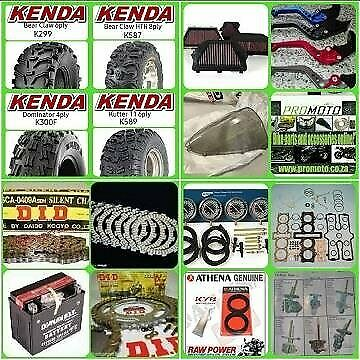 Promoto we are Suppliers of Motorcycle Parts and Accessories