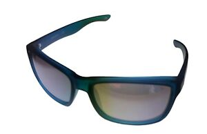 70a32ba6d9f4 Image is loading Skechers-Mens-Sunglass-Matte-Blue-Rectangle-Wrap-Plastic-
