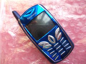 Telefono-Cellulare-PANASONIC-G50-BLU-NUOVO-ORIGINALE