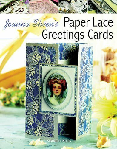 (Very Good)1844484076 Joanna Sheen's Paper Lace Greetings Cards (Passion for Pap