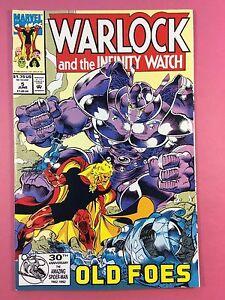 WARLOCK-CHRONICLES-amp-The-Infinity-Watch-Marvel-Comics-No-5-Jun-VFN
