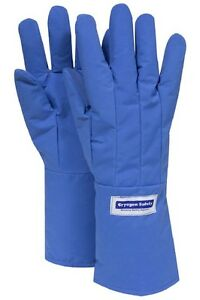 NATIONAL SAFETY APPAREL LARGE ARM LENGTH CRYOGENIC GLOVES #G99CRBERLGMA
