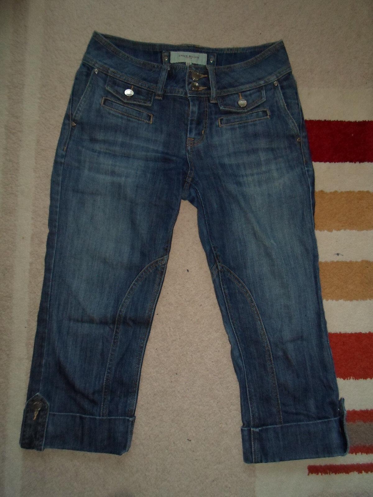Jeans blau Gr 36 38 S M Karen Millen  | Moderne Technologie  | Deutschland Outlet  | Vorzügliche Verarbeitung