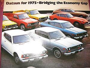 1975 datsun lil hustler