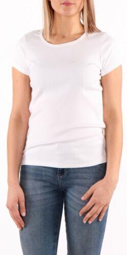 L Levi/'s Damen T-shirt Weiß M
