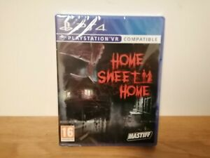 Home-Sweet-Home-PS4-Playstation-4-PSVR-PS-VR-sony-SEALED