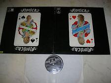 Monica Zetterlund Monica * ORIGINALE FOC LP from Sweden BLACK Odeon 1971 *