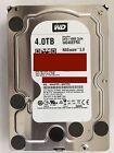 "Western Digital WD Red 4 TB, SATA 7.2K 6Gbps 3.5"" WD40EFRX NASware 3.0 - List#2"