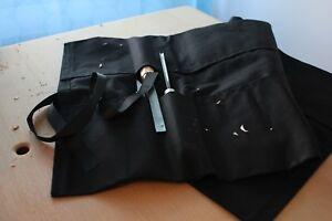Rolltasche Werkzeugtasche für 30 Schnitzeisen Schnitzmesser Schnitzwerkzeug Neu