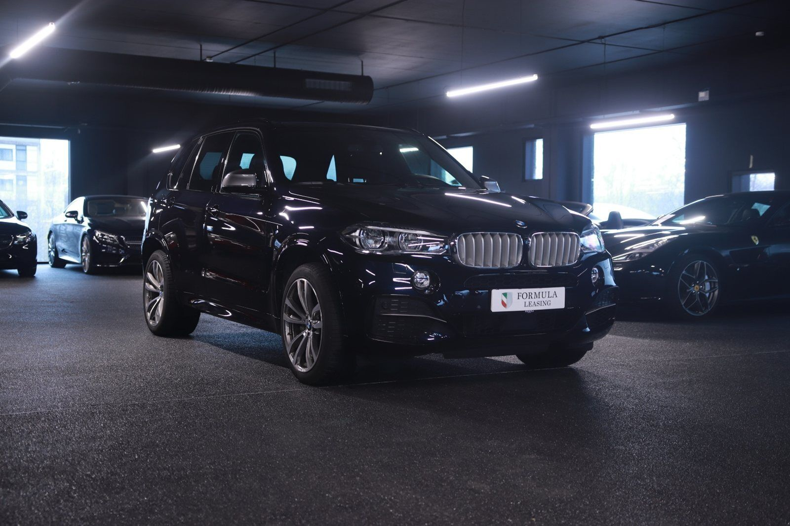 BMW X5 3,0 M50d xDrive aut. 5d - 8.750 kr.