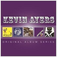 KEVIN AYERS - ORIGINAL ALBUM SERIES 5 CD NEU