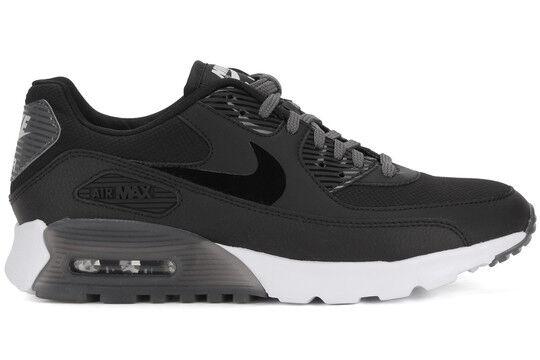 Womens Nike Bir Max 90 Ultra Essential Gr:38 Neu Leder Black Schwarz 95 97 R4 NZ