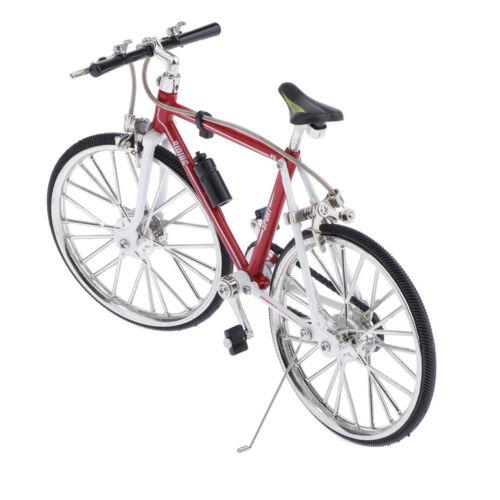1:10 Maßstab Alloy Diecast Bike Modell Handwerk Fahrrad Spielzeug