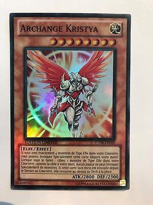 DESO-EN050 VF//SUPER Archange Kristya DESO-FR050 Archlord Kristya Yu-Gi-Oh