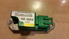 ROVER MG AIRBAG AIRBAG SIDE CRASH IMPACT SENSOR MODULE GREEN YDB100310 GENUINE