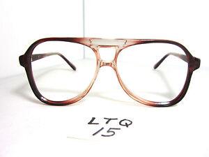 vtg 80s aviator driving eyeglass frame value eyewear flyer