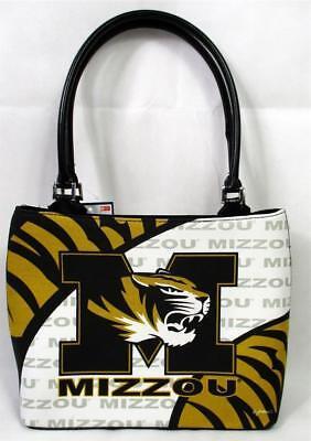 LSU Tigers Ladies Vortex Fashion Purse Louisiana Tote Handbag Game Day NCAA #700