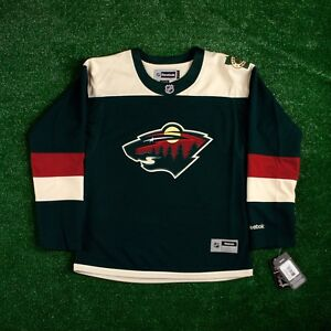 Image is loading 2016-REEBOK-Minnesota-Wild-Stadium-Series-Premier-Green- e5e5bfc09