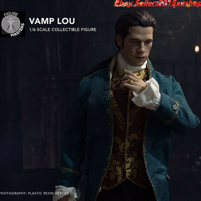 Figure Master VAMP VAMP VAMP LOU Interview With The Vampire Pitt Louis 1 6 Collectibles fe4375