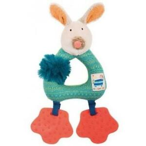 Moulin-Roty-Les-Zig-et-Zag-Zacky-Dog-Ring-Rattle-Baby-Toy-Plush-22cm