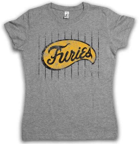 Rogues Baseball Riffs Walter Hill Punks Die The Warriors FURIES GIRLIE SHIRT
