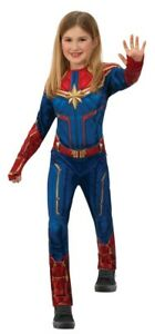 Rubies Captain Marvel Girls Halloween Costume Large 10 12 Avengers 883028366941 Ebay Buy your marvel comic costume from the costume authority at halloween express. ebay