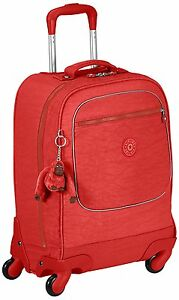 Kipling LICIA Spinner 4 Wheeled School Bag Cabin Luggage RRP £159  620176a2b9bea