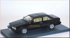 Volvo 780 Bertone (1988) - negro Black Noir Svart Nero-Neo 43831 - 1:43