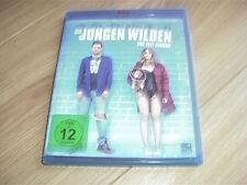Die Jungen Wilden Eine sexy Komödie Blu-Ray